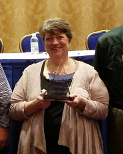 Leslie Shafer, ABTA 2016 Bridge Teacher of the Year
